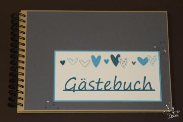 Gästebuch für eine Hochzeit