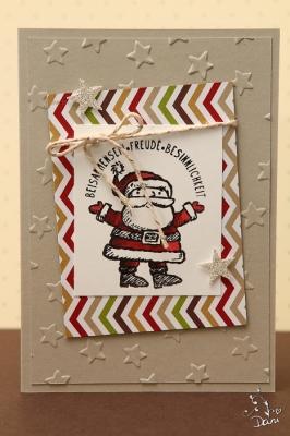 Hallo Weihnachtsmann