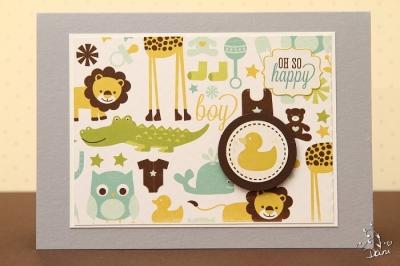 Babykarte Nr.3