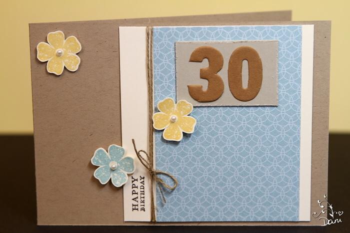 Zum 30 Geburtstag Eigenart