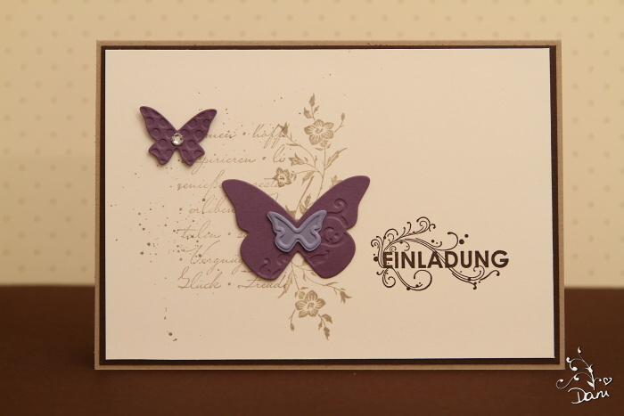 entries tagged with ' einladung' on eigenart, Einladung