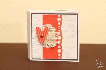 und noch eine Kartenschachtel
