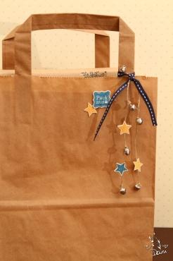 Tasche mit Sternchen